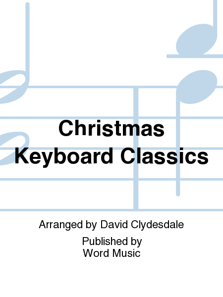 Christmas Keyboard Classics
