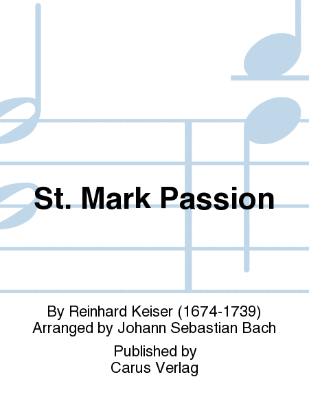 St. Mark Passion