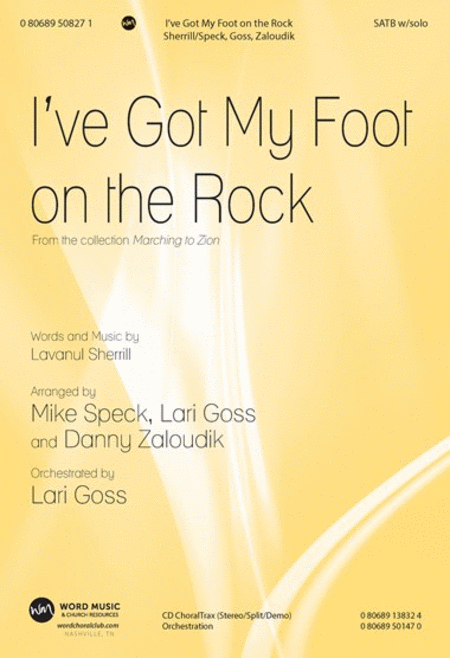 I've Got My Foot On The Rock