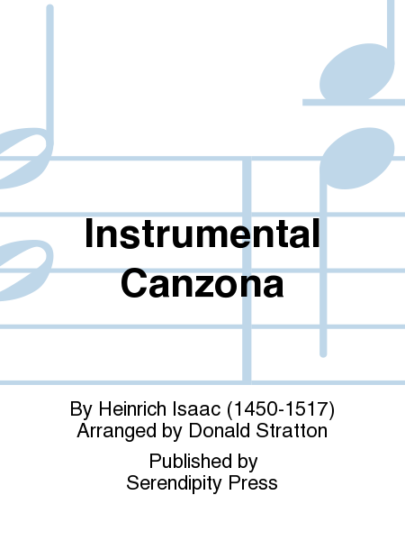 Instrumental Canzona