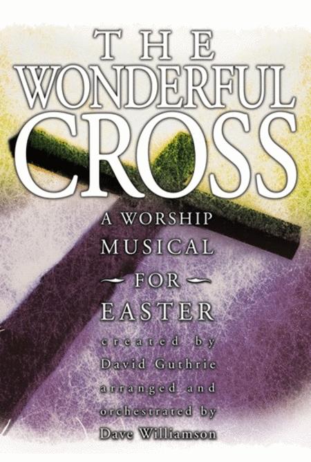 the wonderful cross sheet music pdf