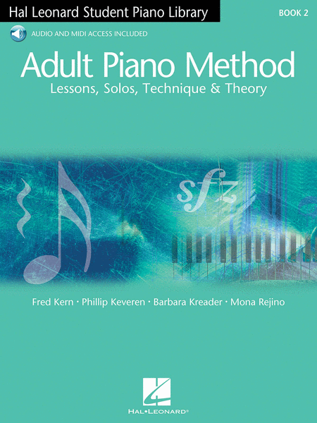 Adult Piano Method - Book 2
