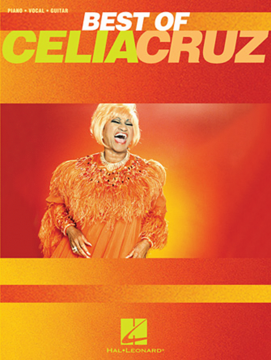 Best of Celia Cruz