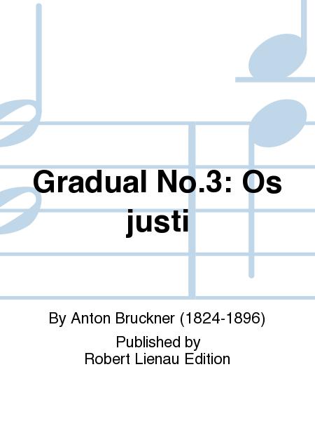 Gradual No. 3: Os justi