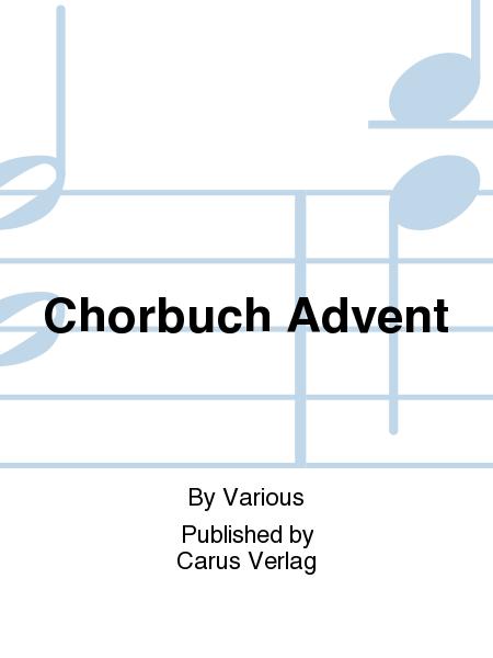 Chorbuch Advent