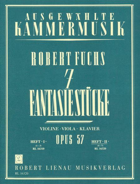 Seven Fantasy Pieces Op. 57, Vol. 2