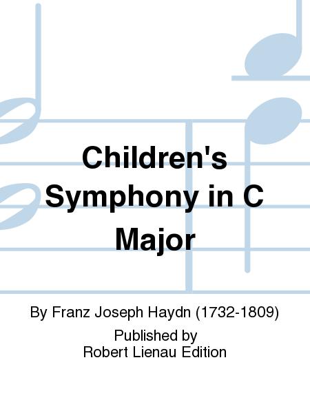 Children's Symphony in C Major