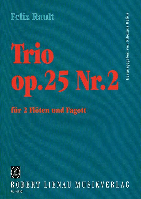 Trio Op. 25 No. 2