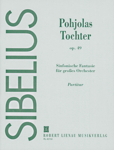 Pohjola's Daughter Op. 49