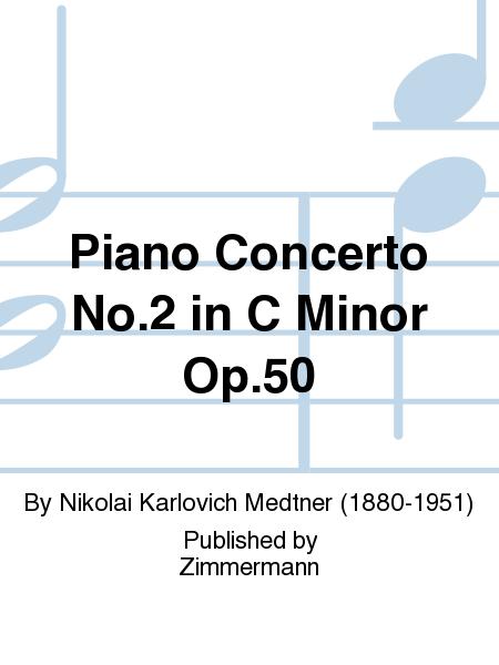 Piano Concerto No. 2 in C Minor Op. 50