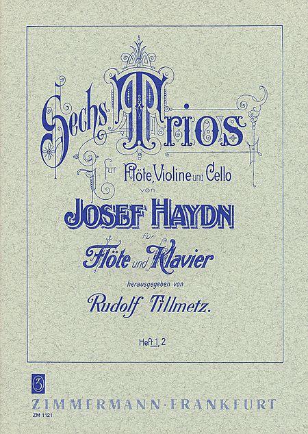 Trios (6) Vol. 1