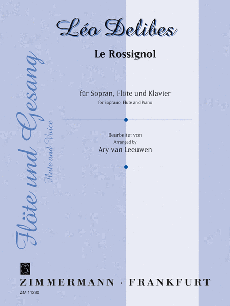 Le Rossignol (Die Nachtigall)