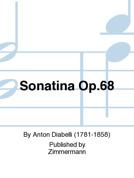 Sonatina Op. 68