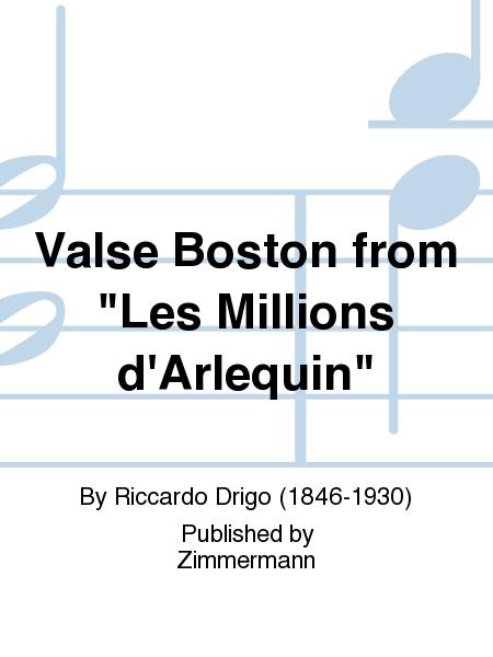 Valse Boston from
