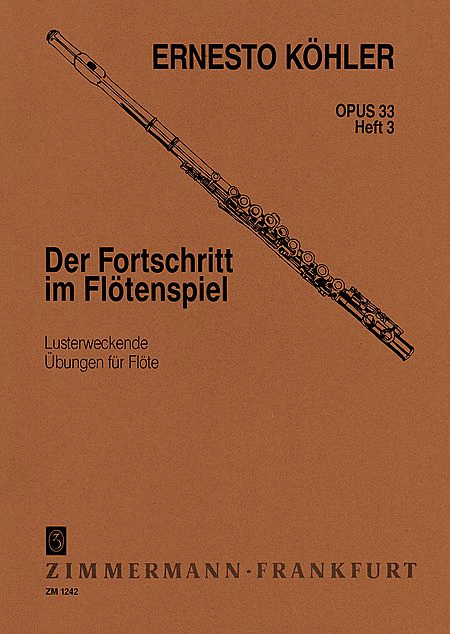 The Flutist's Progress, Op.33 - Vol. 3