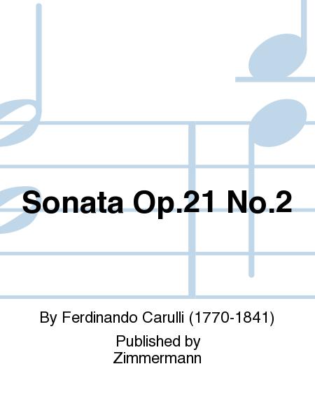 Sonata Op. 21 No. 2