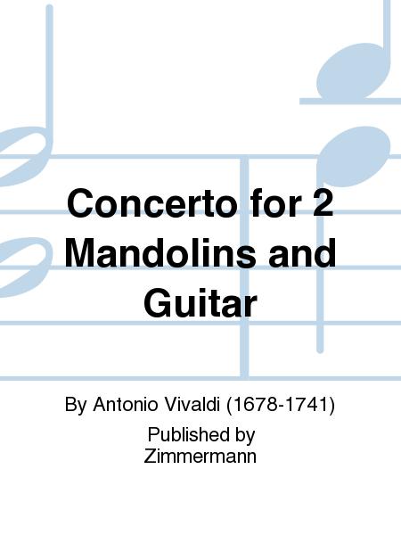 Concerto for 2 Mandolins and Guitar