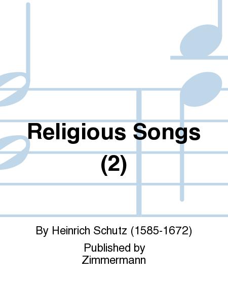 Religious Songs (2)