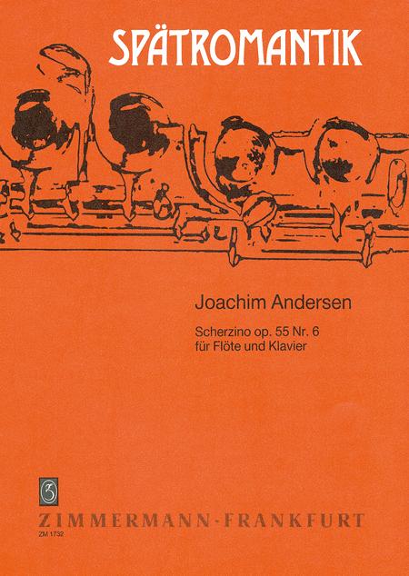 Scherzino Op. 55 No. 6