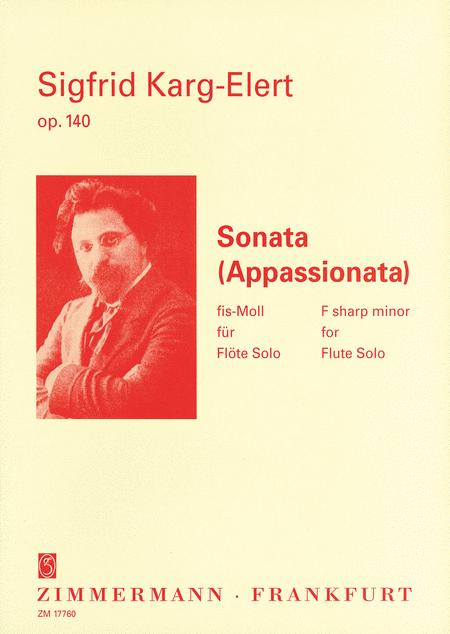 Sonata (Appassionata) Op. 140