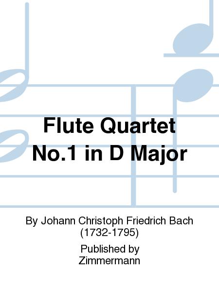 Flute Quartet No. 1 in D Major