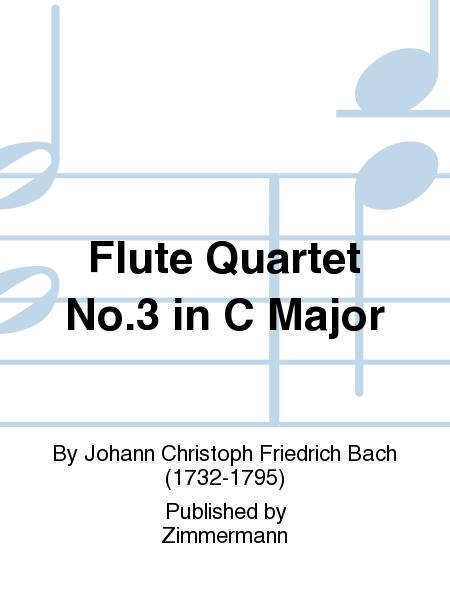 Flute Quartet No. 3 in C Major