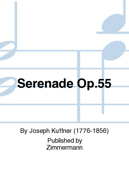 Serenade Op. 55