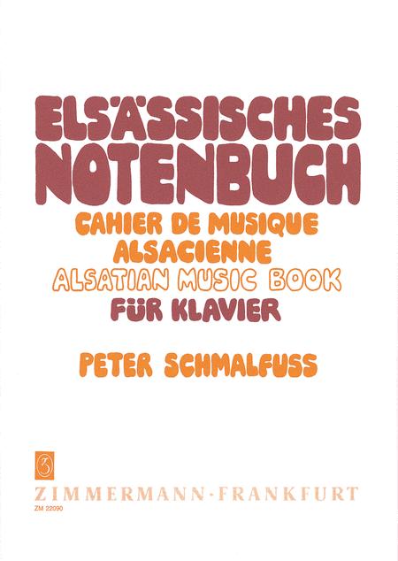 Alsatian Music Book