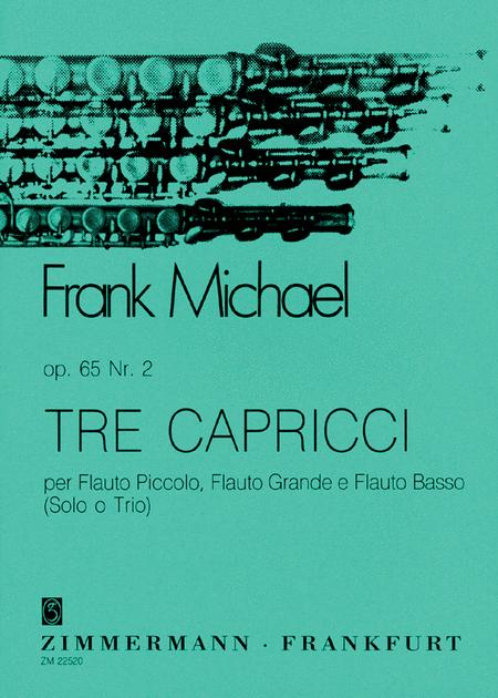 Tre Capricci Op. 65 No. 2