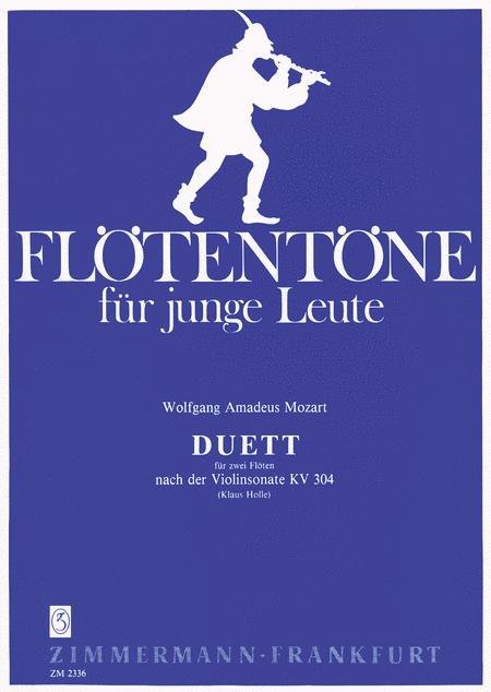 Duet for 2 Flutes