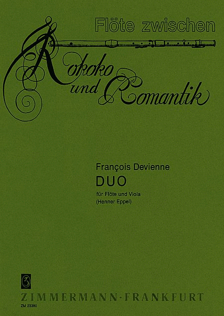 Duet for Flute and Viola