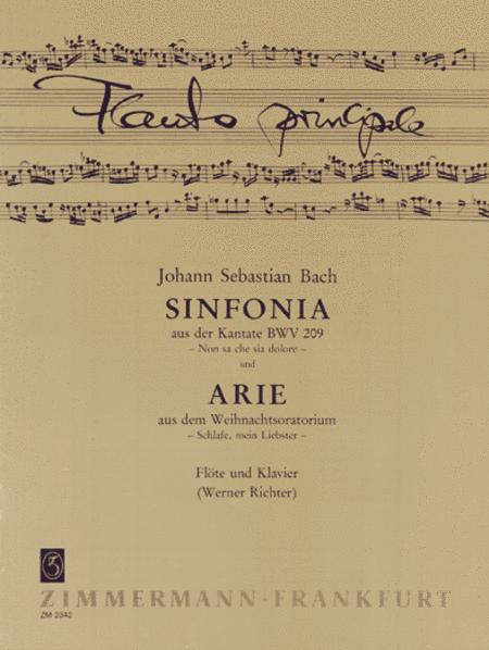 Sinfonia (BWV 209) & Aria (BWV 248)