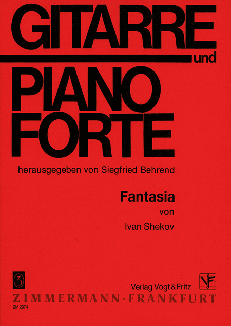 Fantasia for Guitar and Piano
