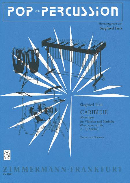 Cariblue (Merengue)