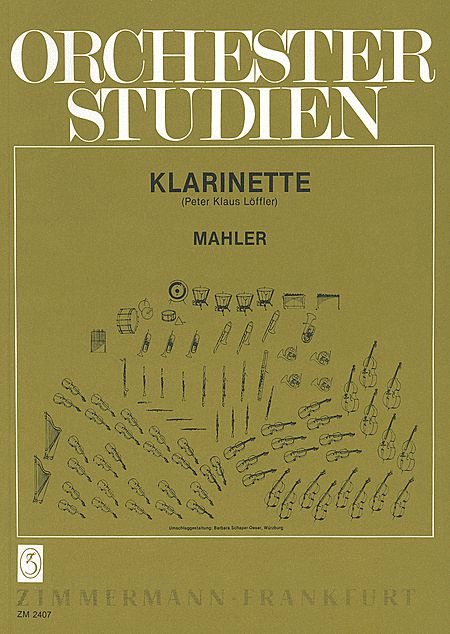 Orchestral Studies for Clarinet