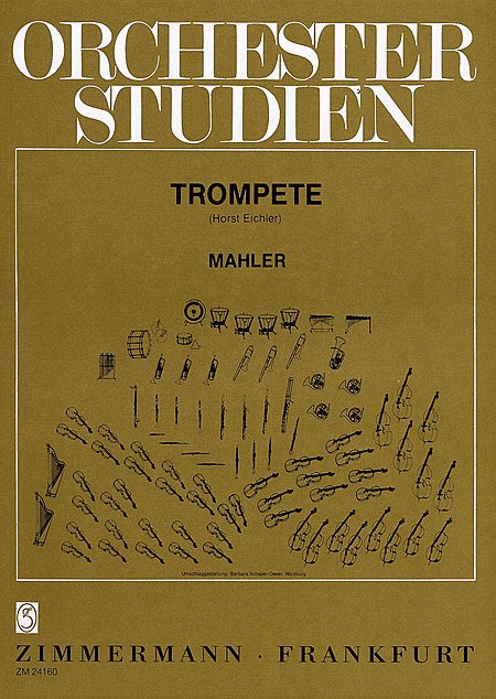 Orchestral Studies for Trumpet