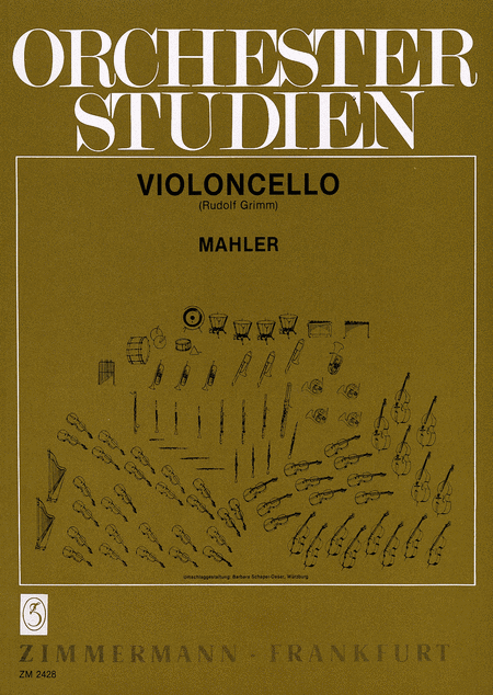 Orchestral Studies for Cello