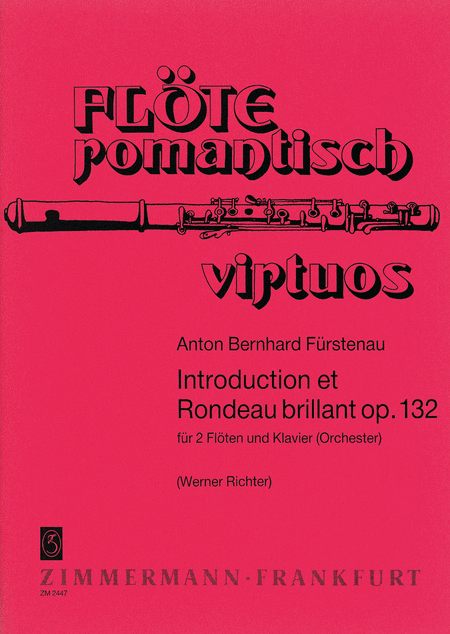 Introduction and Rondeau brillant Op. 132