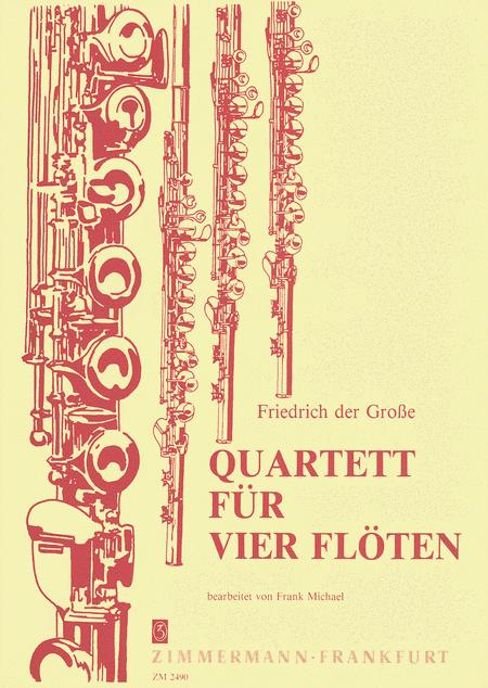 Quartet for 4 Flutes