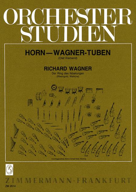 Orchestral Studies for Horn