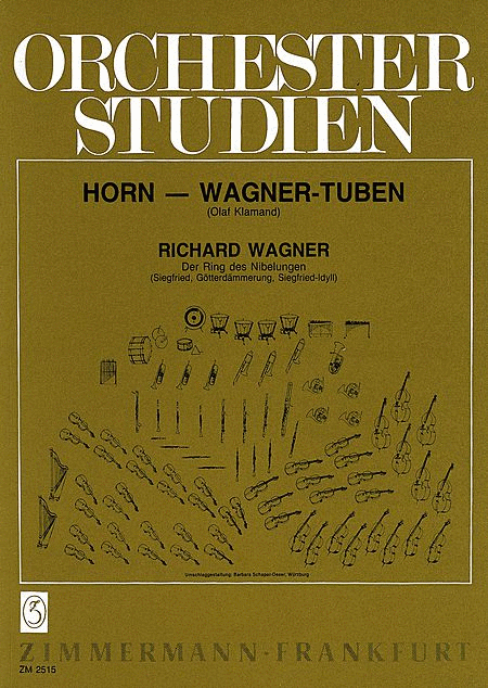 Orchestral Studies for Horn