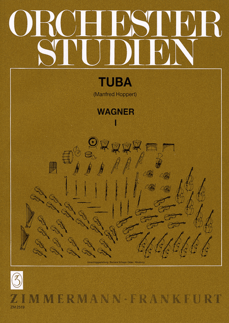 Orchestral Studies for Tuba