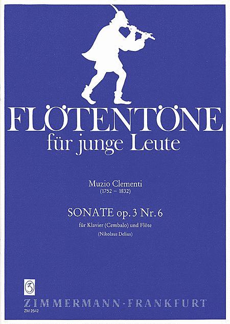 Sonata Op. 3 No. 6