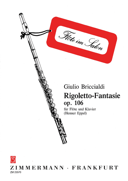 Rigoletto Fantasy Op.106