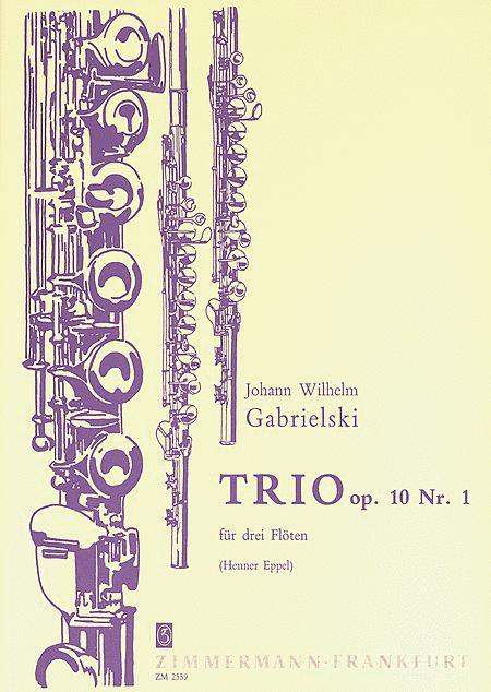 Trio Op. 10 No. 1