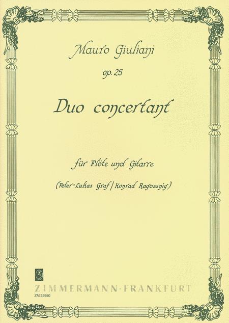 Duo Concertant Op. 25