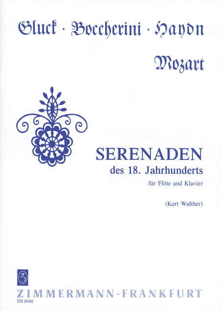Serenades of the 18th Century