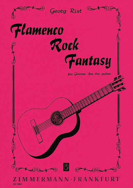 Flamenco-Rock-Fantasy