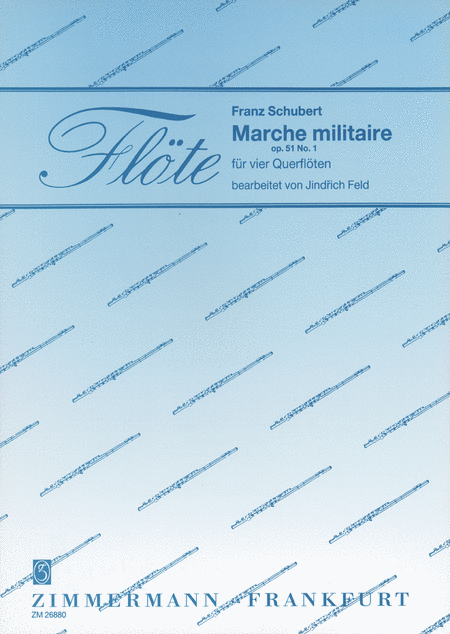 Marche militaire Op. 51 No. 1