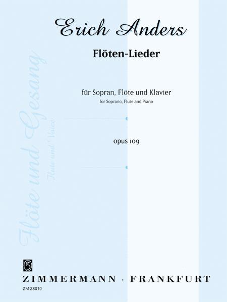 Songs for Flute (Flotenlieder) Op.109